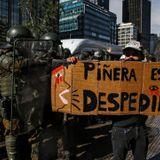 Hundreds protest in Santiago against Chilean president - France 24