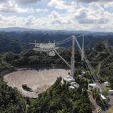 Famed Arecibo radio telescope to be decommissioned after cable failur