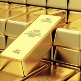 Gold fell to its lowest level in 4 months