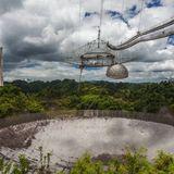 Facing collapse, the famed Arecibo Observatory will be demolished