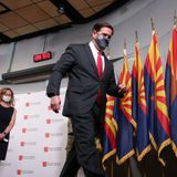 Ducey says he 'will accept the results' in presidential race — but only when lawsuits are over