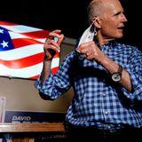 Florida's Rick Scott tests positive for coronavirus