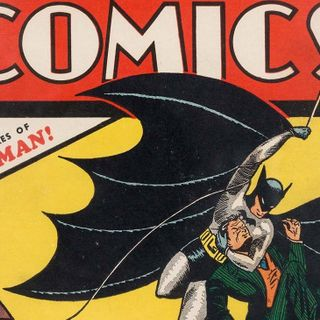 First Batman Comic Sells for Record $1.5 Million | Hollywood Reporter