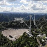 Arecibo Observatory's Massive 305-Meter Telescope Faces Demolition Due to Safety Concerns