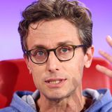 """BuzzFeed's Jonah Peretti on why he bought HuffPost and why the New York Times can't be """"the paper of record"""""""