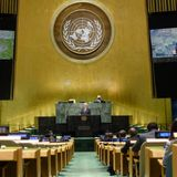 UN panel votes 163-5 in support of Palestinian statehood, end of occupation