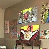 San Antonio doctor uses his love of art to help uninsured patients