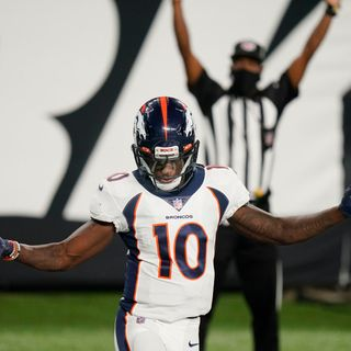What makes Jerry Jeudy a great route runner? Bronco greats Rod Smith, Ed McCaffrey explain