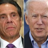 Cuomo tells Biden $500 billion in stimulus funds needed to bail out states