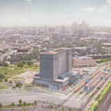 Ford unveils Michigan Central site plan for Corktown