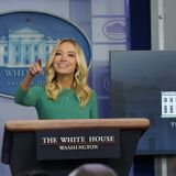 'I Don't Call On Activists': Kayleigh McEnany Scorches Heckling Reporters During Press Briefing