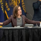 Oregon Gov. Kate Brown pledges $55 million in state aid for businesses hurt by COVID-19