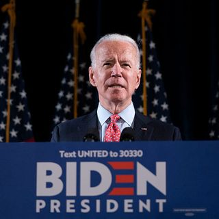 Joe Biden could win six key swing states that went for Donald Trump in 2016, polls show