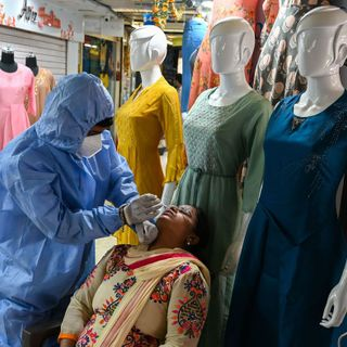 India Confirms 9 Million Coronavirus Infections