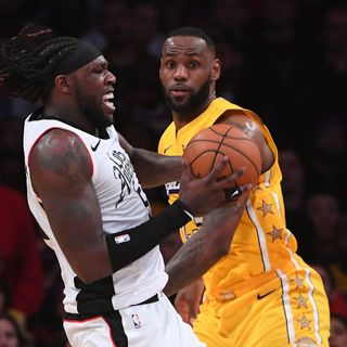 As Contenders Scurry to Keep Up, the Lakers Have Gotten Even Better
