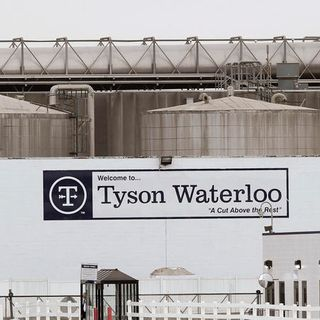Tyson Managers Suspended After Allegedly Betting If Workers Would Contract COVID