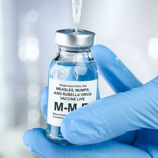 Study: MMR vaccine could protect against COVID-19