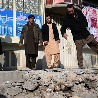 ISIS claims Kabul rocket attacks