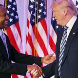 Ben Carson credits Trump's action after becoming 'desperately ill' with COVID: 'Saved my life'