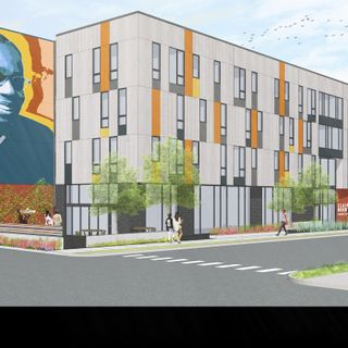 Ruth Ellis Center breaks ground on housing development and health clinic for LGBTQ youth