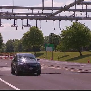 Thruway Authority provides update on cashless tolling in NYS