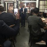 Amid Surge In COVID-19 Cases, Brooklyn BP Eric Adams Holds Mayoral Fundraiser Inside UWS Restaurant