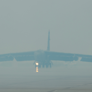Message to Iran: B-52 bombers deployed to Middle East