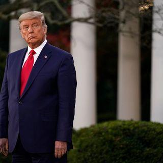 Trump calls on GOP state legislatures to overturn election results
