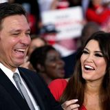 DeSantis and Bondi disappear as Trump's election challenges grow desperate and chaotic