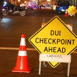 Police Arrest 7 Drivers, Impound 7 Vehicles at Late-Night DUI Checkpoint