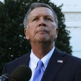 Kasich: Republicans 'either in complete lockstep' or 'afraid' of Trump