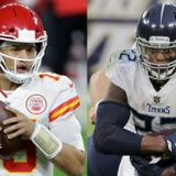 NFL stats and records, Week 11: Mahomes, Henry save best for last