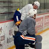 Auston Matthews, Connor McDavid sharing ice to prepare for 2020-21 season