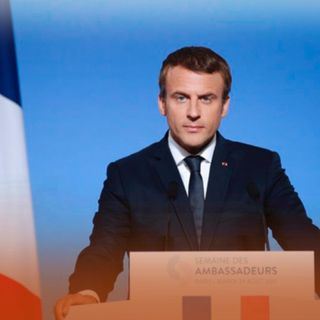 France: Macron and his Islamic Rivals | Jayzoq