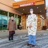 Smallest health providers face biggest problem finding protective gear amid coronavirus surge