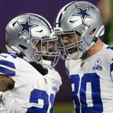 Ezekiel Elliott: Cowboys 'right where we need to be' in NFC East
