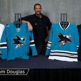 Color of Hockey: Smith happy original Sharks logo making comeback