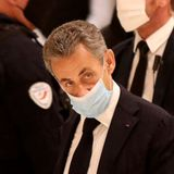 French ex-President Sarkozy's trial for corruption suspended