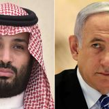 Israeli minister says Netanyahu met Saudi Crown Prince, but Riyadh denies it