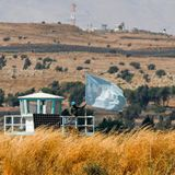 Israel strikes targets in Syria after discovery of IEDs in Golan Heights