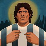 The Two Sides of Diego Maradona
