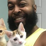 This ex-rapper aims to change the perception of Black men in cat rescue