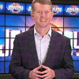 Ken Jennings named 1st interim host of 'Jeopardy!'
