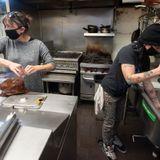 Judge denies restaurants' request to quash latest indoor dining ban