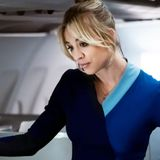 Kaley Cuoco flying high in 'The Flight Attendant'