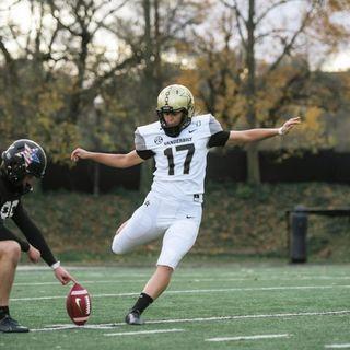 Sarah Fuller will dress for Vanderbilt football's Nov. 28 contest with Missouri