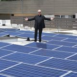 Catholic Diocese of Richmond undertaking solar energy projects at schools and churches