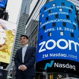 Zoom investors are looking to a post-pandemic 2021 even with current growth at over 300%