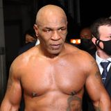 Mike Tyson says he smoked marijuana before fight vs. Roy Jones Jr.: 'It's just who I am'