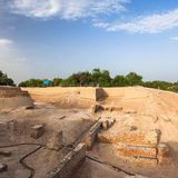 Double climate disaster may have ended ancient Harappan civilisation